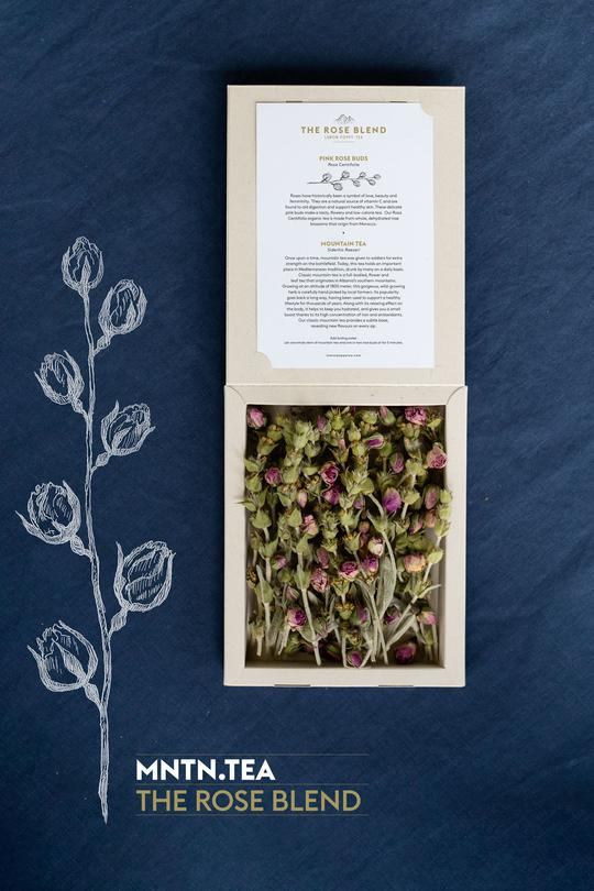 The rose blend | box – Anelora